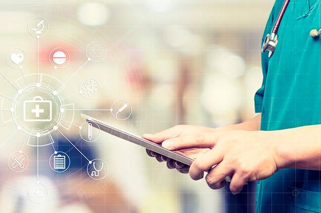 tecnologia para gestão da saúde
