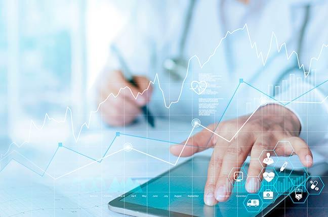 dados da área da saúde